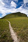 Alto Paraiso de Goias_GO, Brasil...Trilha no Parque Nacional da Chapada dos Veadeiros...The trail in the Chapada dos Veadeiros National Park...Foto: JOAO MARCOS ROSA / NITRO..