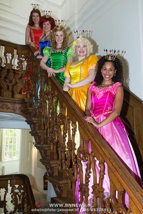 NLD/Baarn/20140423 - Perspresentatie Prinsessia, cast,