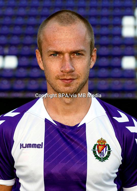 Daniel Larsson ( Real Valladolid CF )