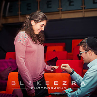 Adina and Shimon Proposal LOW RES
