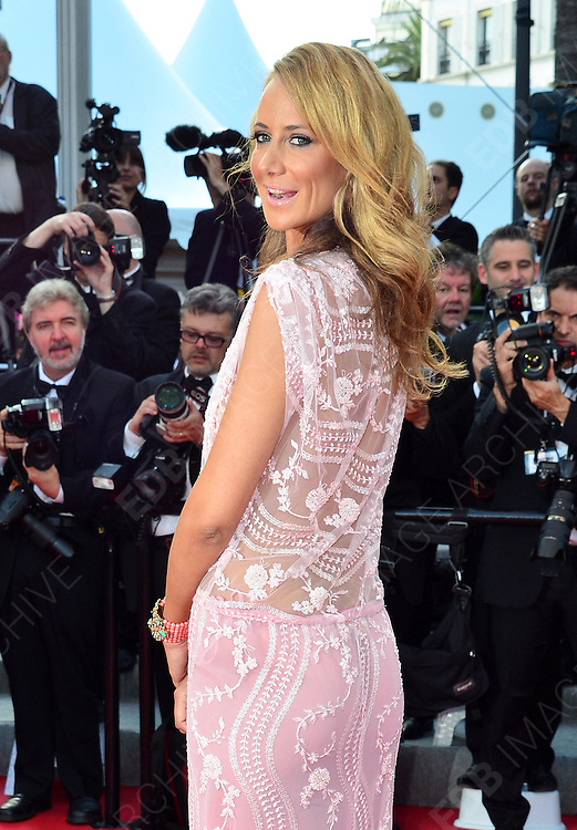 24.MAY.2012. CANNES<br /> <br /> LADY VICTORIA HERVEY ATTENDS THE PREMIERE OF THE PAPERBOY AT THE PALAIS DE FESTIVAL IN CANNES DURING THE 65TH CANNES FILM FESTIVAL<br /> <br /> BYLINE: JO ALVAREZ/EDBIMAGEARCHIVE.COM<br /> <br /> *THIS IMAGE IS STRICTLY FOR UK NEWSPAPERS AND MAGAZINES ONLY*<br /> *FOR WORLD WIDE SALES AND WEB USE PLEASE CONTACT EDBIMAGEARCHIVE - 0208 954 5968*