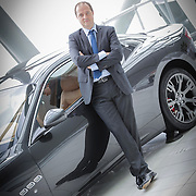 NLD/Utrecht/20120731 - Setbezoek filmopname Valentino, Kees Boot