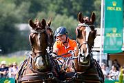 Koos de Ronde<br /> CHIO Aachen 2017<br /> © DigiShots - Dirk Caremans