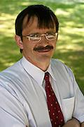 20.06.2006 Warszawa Krzysztof Bukiel przewodniczacy Ogolnopolski Zwiazek Zawodowy Lekarzy.Fot Piotr Gesicki Krzysztof Bukiel chairman of Polish Doctors Union Photo Piotr Gesicki