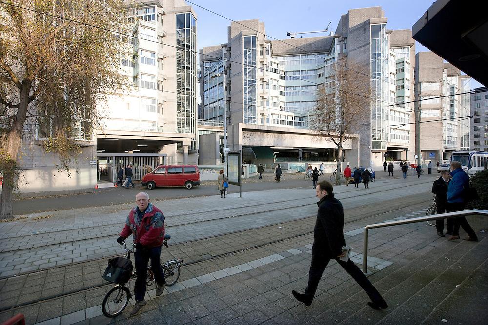 Nederland. Den Haag, 8 november 2007.<br /> Het ministerie van SZW , Sociale Zaken en Werkgelegenheid.<br /> Foto Martijn Beekman <br /> NIET VOOR TROUW, AD, TELEGRAAF, NRC EN HET PAROOL