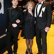 NLD/Amsterdam/20130128 - Premiere film Verliefd op Ibiza, Johan Nijenhuis, Willeke van Ammelrooy en ????.