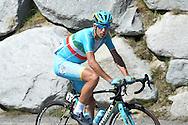 40° Giro del Trentino Melinda 2a tappa Arco- Anrass 220km, Vincenzo Nibali, 20 Aprile 2016 © foto Daniele Mosna
