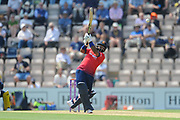 Ashar Zaidi of Essex batting during the Royal London One Day Cup match between Hampshire County Cricket Club and Essex County Cricket Club at the Ageas Bowl, Southampton, United Kingdom on 23 May 2018. Picture by Dave Vokes.