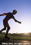 Outdoor recreation, Young Adult Male, Roller Blades, Roller Blading, York Co., Park, PA