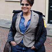 NLD/Den Bosch/20120214 - Valentijnslunch 2012 Addy van den Krommenacker, Ruth Jacott