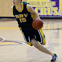 Burlingame v San Ramon Valley Boys Basketball 120410
