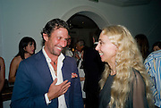 NICKY GREENERE; FRANCE SOZZANI, Party hosted by Franca Sozzani and Remo Ruffini in honour of Bruce Weber to celebrate L'Uomo Vogue The Miami issuel by Bruce Weber. Casa Tua. James Avenue. Miami Beach. 5 December 2008 *** Local Caption *** -DO NOT ARCHIVE-© Copyright Photograph by Dafydd Jones. 248 Clapham Rd. London SW9 0PZ. Tel 0207 820 0771. www.dafjones.com.