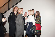 KATE MOSS; SIR PETER BLAKE; LADY BLAKE, Opening of Bailey's Stardust - Exhibition - National Portrait Gallery London. 3 February 2014
