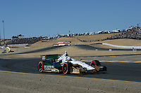 Ed Carpenter, Indy Grand Prix of Sonoma, Infineon Raceway, Sonoma, CA 08/26/12