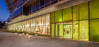 Architectural interior image of DC at Square 37 in the West End of Washington DC by Jeffrey Sauers of Commercial Photographics, Architectural Photo and Video Artistry