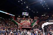 Tifosi<br /> A X Armani Exchange Olimpia Milano - Pallacanestro Cantu<br /> Basket Serie A LBA 2019/2020<br /> Milano 05 January 2020<br /> Foto Mattia Ozbot / Ciamillo-Castoria