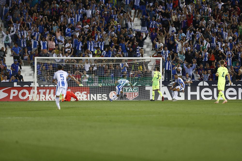 صور مباراة : ليغانيس - برشلونة 2-1 ( 26-09-2018 ) 20180926-zaa-s197-090