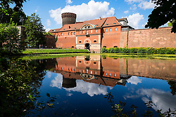 Spandau Citadel, in Berlin Germany