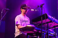 Gregor Meyle - Das Beste kommt noch - in der  Stadthalle in Braunschweig am 10.December 2015. Foto: Rüdiger Knuth