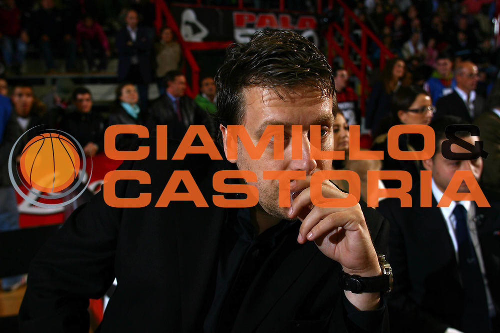 DESCRIZIONE : Napoli Eurolega 2006-07 Eldo Napoli Pau Orthez<br /> GIOCATORE : Betti<br /> SQUADRA : Eldo Napoli<br /> EVENTO : Eurolega 2006-2007 <br /> GARA : Eldo Napoli Pau Orthez <br /> DATA : 23/11/2006 <br /> CATEGORIA : <br /> SPORT : Pallacanestro <br /> AUTORE : Agenzia Ciamillo-Castoria/E.Castoria