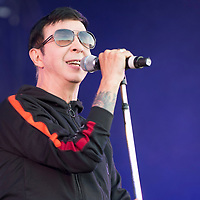 Marc Almond in concert at Lets Rock Scotland, Dalkeith Country Park, Edinburgh, Great Britain 23rd June 2018