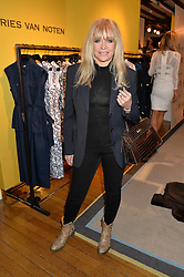 JO WOOD at an exclusive out of hours shopping evening 'Gifts for Goddesses' hosted by Mollie King in aid of mothers2mothers held at Liberty, Regent Street, London on 2nd March 2016.