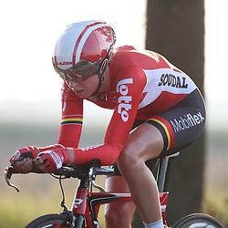 31-08-2016: Wielrennen: Ladies Tour: Gennep  <br />GENNEP (NED) wielrennen    <br />In Gennep werd een ploegtijdrit verreden, Boels-Dolmans  reed met ene gemiddelde van ruim 52 km/h naar de winst
