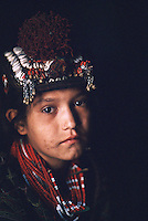 Pakistan, Khyber Pakhtunkhwa, Region de Chitral, Tribu Kalash  // Kalash ethnic group,Rumbur valley, Chitral area, Khyber Pakhtunkhwa, Pakistan.