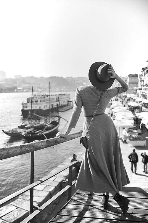 Porto, Portugal.<br />