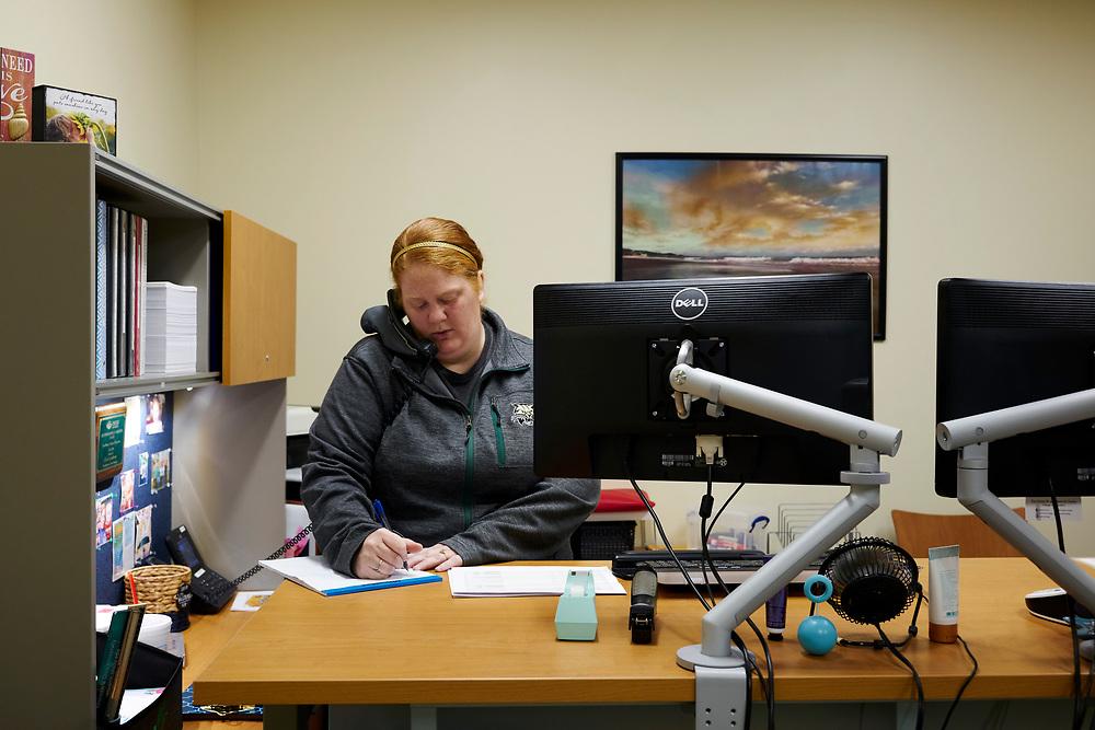Cheri Landrum Patton College of Education Administrative Assistant.
