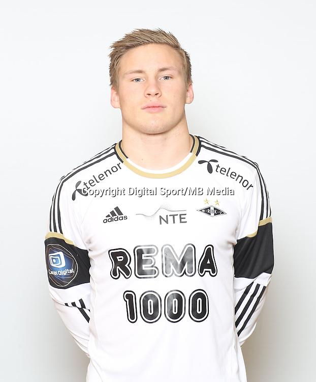 Fotball , Tippeligaen 2013 , Elitesereien<br /> , portrett , portretter<br /> Rosenborg<br /> Jonas Svensson