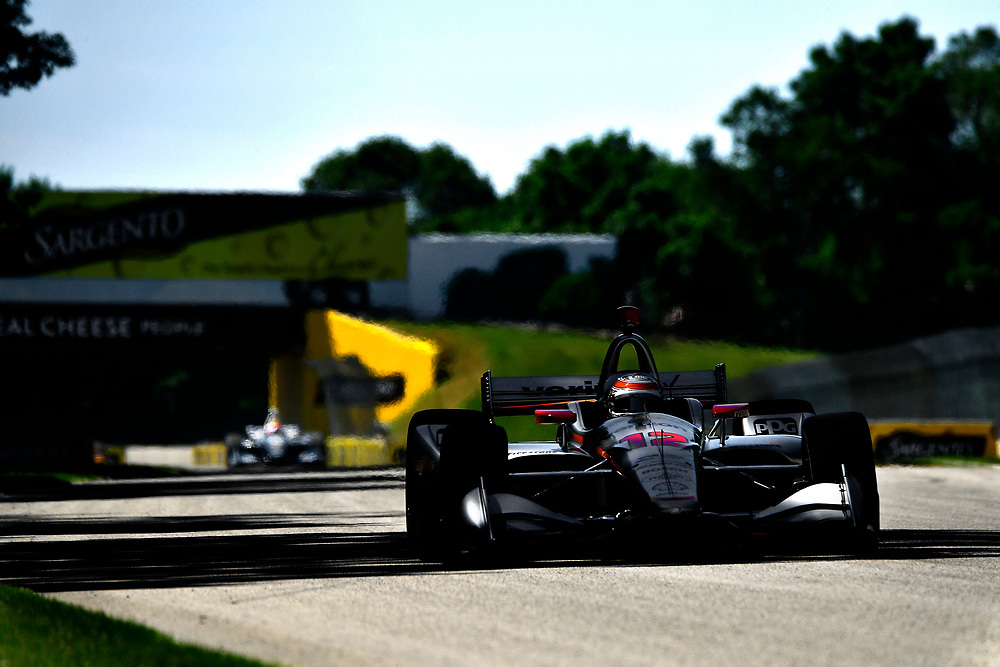 \Will Power, Team Penske Chevrolet<br /> Saturday 23 June 2018<br /> KOHLER Grand Prix at Road America<br /> Verizon IndyCar Series<br /> Road America WI USA<br /> World Copyright: Scott R LePage