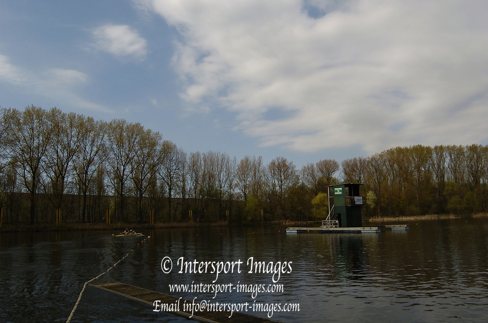 2005 GB Rowing Senior Trails, Hazenwinkel, BELGIUM;  ..Photo  Peter Spurrier. .email images@intersport-images... GB Senior Rowing Trails, Rowing Course, Bloso, Hazewinkel. BELGUIM