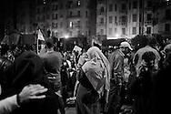 EGYPT, Cairo: Tahrir Square. ph. Christian Minelli.