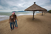 Evason Ana Mandara & Six Senses Spa ? Nha Trang. Girls at the beach.