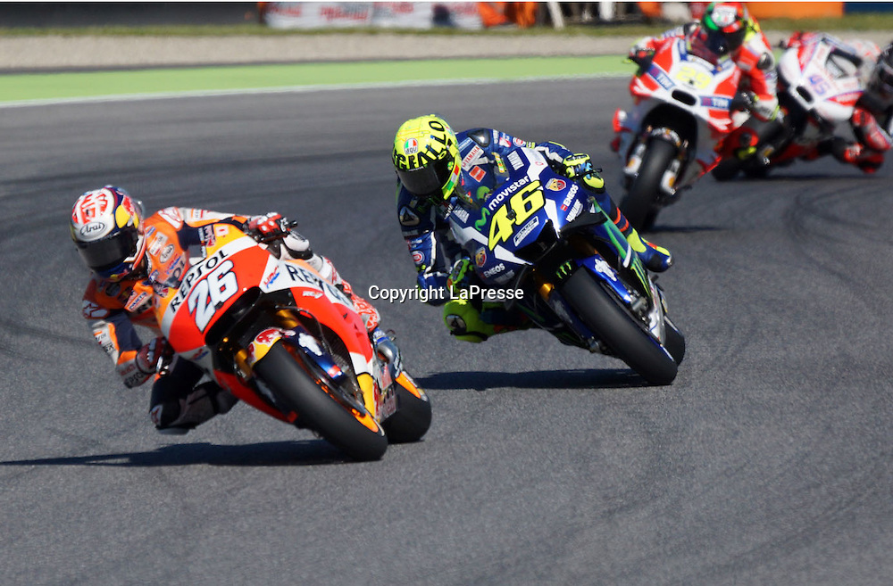 Foto Alessandro La Rocca/LaPresse<br /> 22-05-2016,    GRAN PREMIO D'ITALIA TIM- Autodromo Internazionale del Mugello- 2016<br /> Sport-Motociclismo-MotoGP <br />   GRAN PREMIO D'ITALIA TIM- Autodromo Internazionale del Mugello- 2016<br /> nella foto:Valentino Rossi - Yamaha<br /> <br /> Photo Alessandro La Rocca/ LaPresse<br /> 2016 22 May,    GRAN PREMIO D'ITALIA TIM- Autodromo Internazionale del Mugello- 2016<br /> Sport- MotoGP<br />    GRAN PREMIO D'ITALIA TIM- Autodromo Internazionale del Mugello- 2016<br /> in the photo:Valentino Rossi - Yamaha