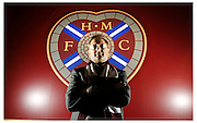 POWER RANGER.......VLADIMIR ROMANOV, HEARTS OWNER AT THE CLUB TODAY.