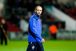 Bristol Rugby's new Forwards Coach Steve Borthwick coaches his first game with the club - Mandatory byline: Rogan Thomson/JMP - 06/11/2015 - RUGBY UNION - Ashton Gate Stadium - Bristol, England - Bristol Rugby v Doncaster Knights - Greene King IPA Championship.