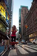 Manhattanhenge - July 13, 2011