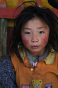 Labrang Monastery during Tibetan New Year celebrations, Gansu Province, China