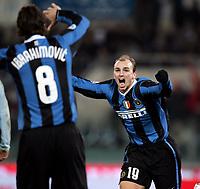 Roma 20 Dicembre 2006 Serie A Lazio Inter<br /> Photographer Andrea Staccioli INSIDE