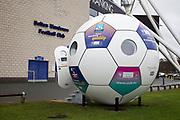 Bolton University Student recruitment day.The EFL Sky Bet League 1 match between Bolton Wanderers and Wycombe Wanderers at the University of  Bolton Stadium, Bolton, England on 15 February 2020.