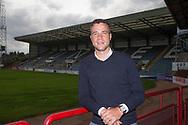 - New Dundee FC assistant manager Graham Gartland at Dens Park, Dundee, Photo: David Young<br /> <br />  - &copy; David Young - www.davidyoungphoto.co.uk - email: davidyoungphoto@gmail.com
