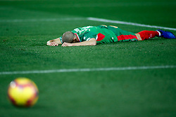 November 23, 2018 - Leganes, MADRID, SPAIN - Laguardia of Alaves during the Spanish Championship La Liga football match between CD Leganes and Deportivo Alaves on November 23th, 2018 at Estadio de Butarque in Leganes, Madrid, Spain. (Credit Image: © AFP7 via ZUMA Wire)