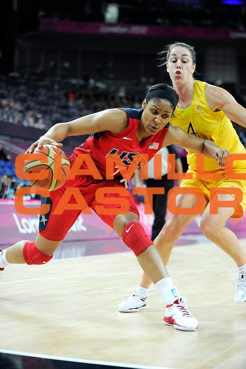 DESCRIZIONE : Basketball Jeux Olympiques Londres Demi finale<br /> GIOCATORE : Moore Maya USA<br /> SQUADRA : USA FEMME<br /> EVENTO : Jeux Olympiques<br /> GARA : USA AUSTRALIE<br /> DATA : 09 08 2012<br /> CATEGORIA : Basketball Jeux Olympiques<br /> SPORT : Basketball<br /> AUTORE : JF Molliere <br /> Galleria : France JEUX OLYMPIQUES 2012 Action<br /> Fotonotizia : Jeux Olympiques Londres demi Finale Greenwich Arena<br /> Predefinita :