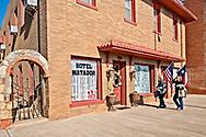 Matador, Texas, Hotel Matador Bed and Breakfast