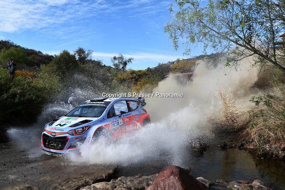 Thierry Neuville (BEL)- Nicolas Gilsoul (BEL)- Hyundai I20 WRC
