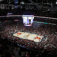18 May 2011: General view of the United Center during the Miami Heat 85-75 victory over the Chicago Bulls, during game 2 of the Eastern Conference finals at the United Center, Chicago, Illinois, USA.