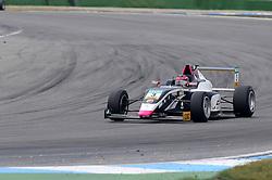 Carrie Schreiner (GER) (US Racing) beim ADAC Formel 4 Rennen am Hockenheimring.  / 300916<br /> <br /> <br /> ***ADAC Formula 4 race on October 1, 2016 in Hockenheim, Germany.***