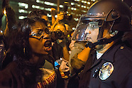 Ferguson protest in Los Angeles Day 2